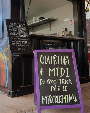 Foodtruck des Triplettes à Ambérieu-en-Bugey