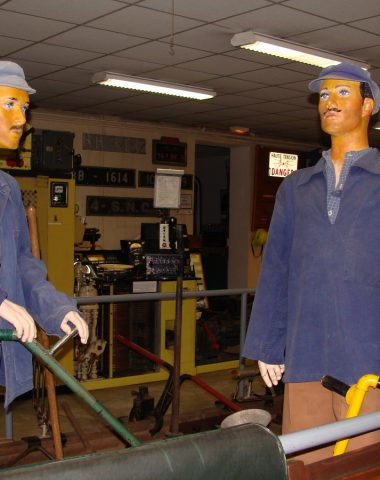 Musée du cheminots