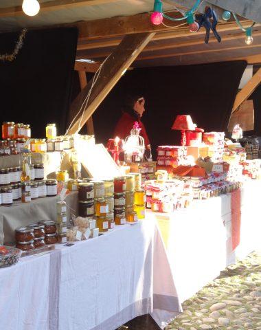 Marchés alimentaires et marché producteur
