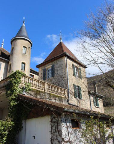 Séminaire à la tour d'Oncin