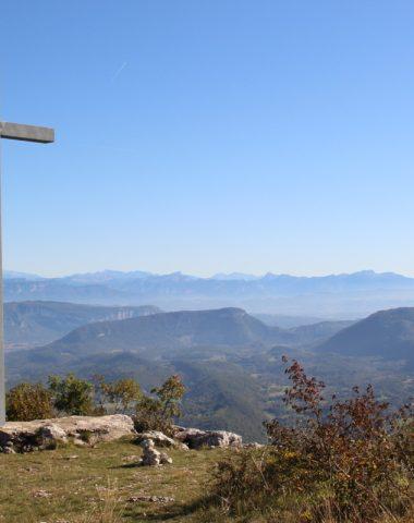 point de vue depuis la croix Innimond