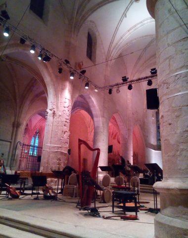 Festival d'ambronnay | Sabrina Megani