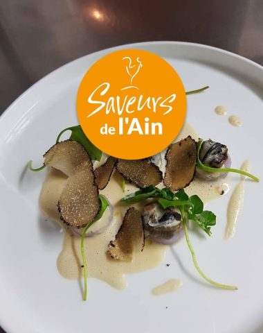 """Produits labellisés """"Saveur de l'Ain"""""""