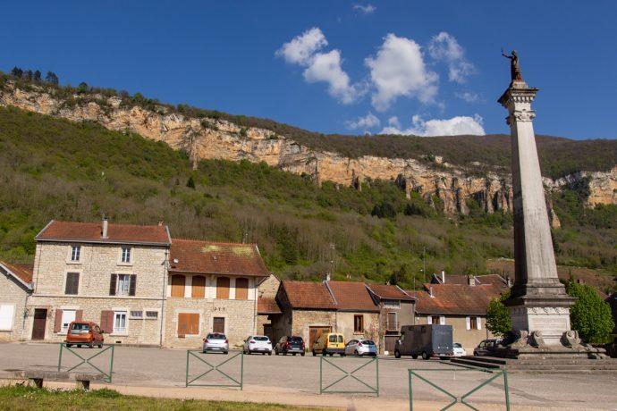 Monolithe de Villebois