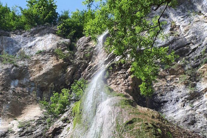 circuit de la cascade de Luizet et Tréfond