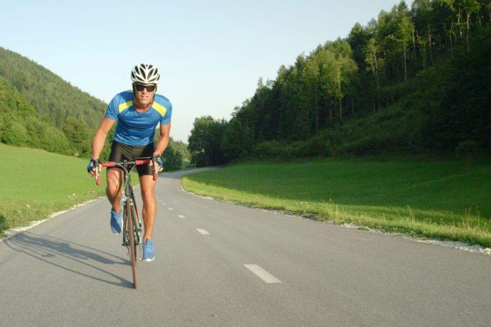 Col de Portes depuis St Rambert – vélo
