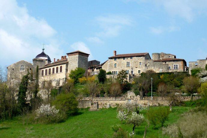 Cité médiévales de Pérouges