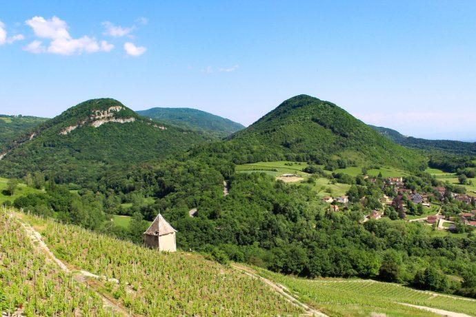 GR® de Pays – Tour du Pays de Lhuis et d'Izieu