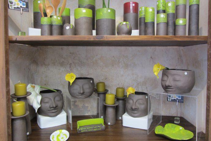Atelier-Boutique SL – Art + Design – Rue du For / Pérouges