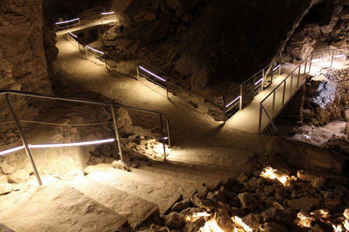 Les Grottes de La Balme – Grande Coupole
