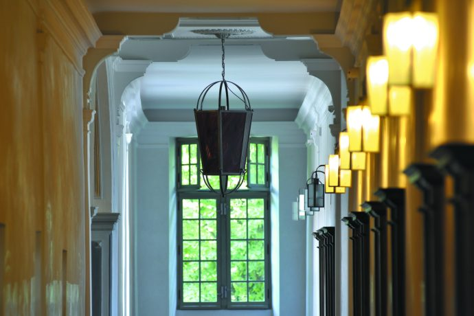 Couloir de l'Aile sud