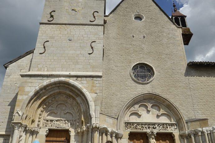 Eglise Ambronay