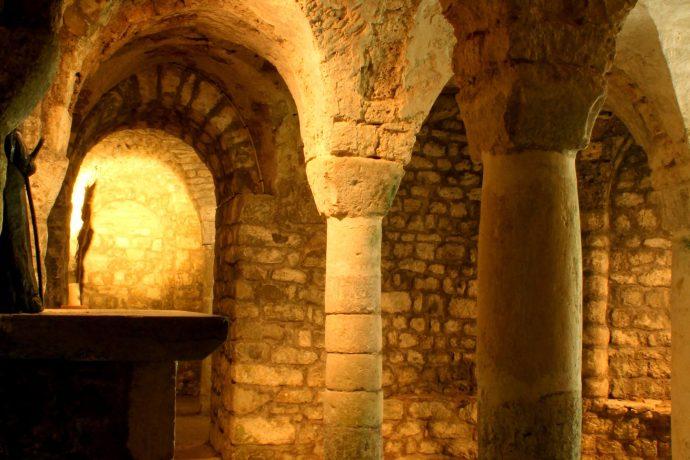 Crypte Saint Domitien