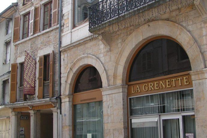 Médiathèque La Grenette