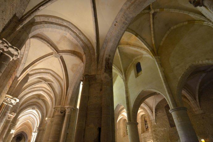 Cloître Abbaye d'Ambronay