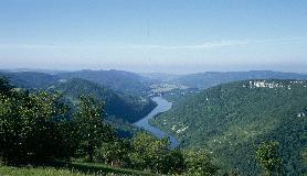 GRP Tour de la vallée de l'Ain au pays du Cerdon