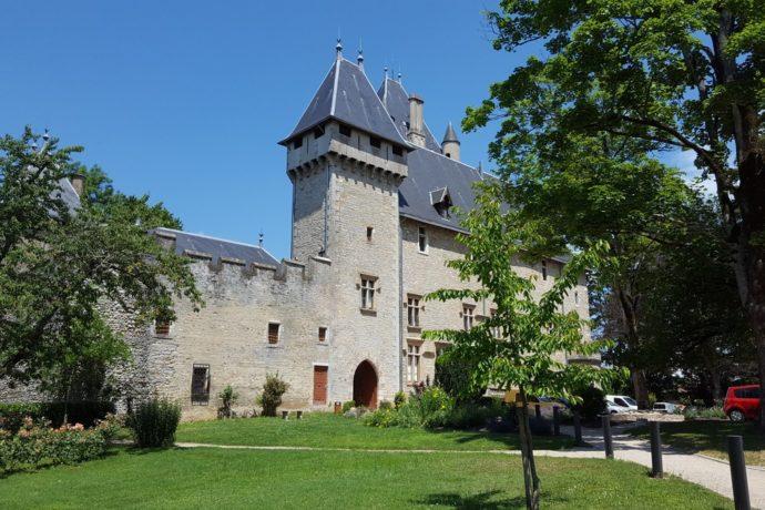 Château de Chazey-sur-Ain