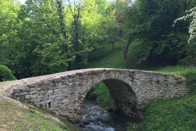 Pont de l'Abergement de Varey