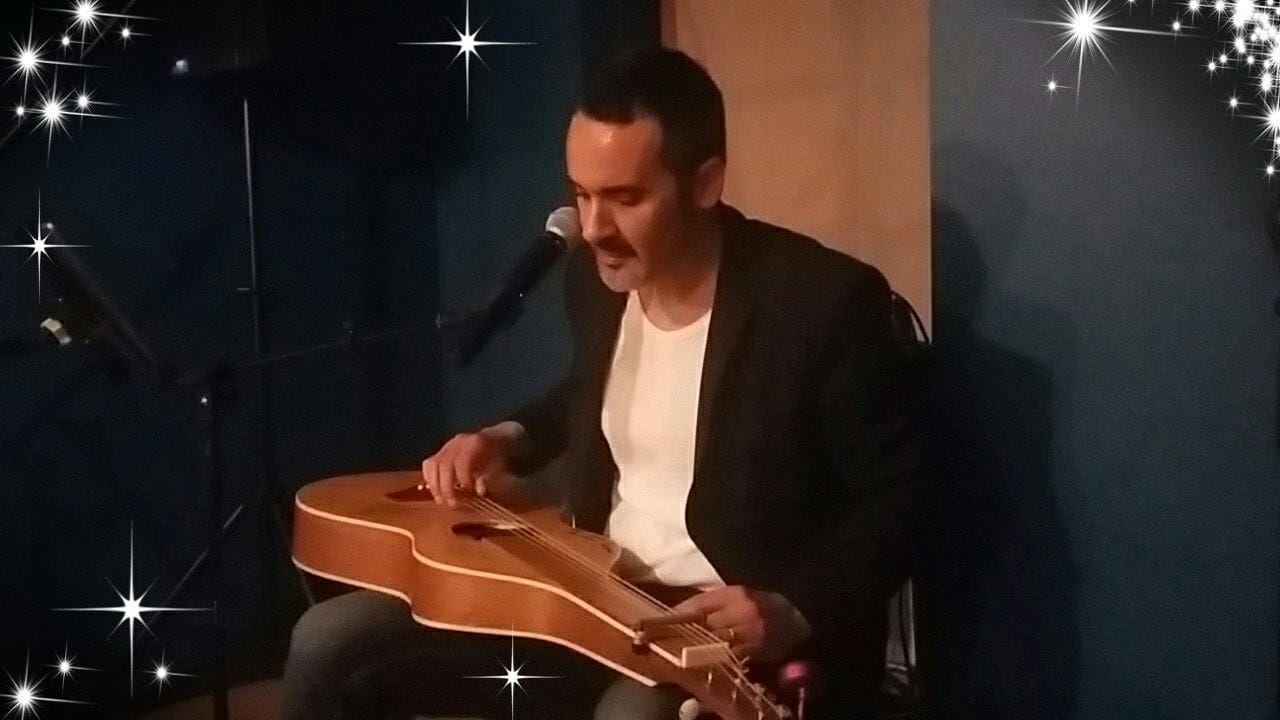 Jerome Sousa concert Crêperie du Port Galland