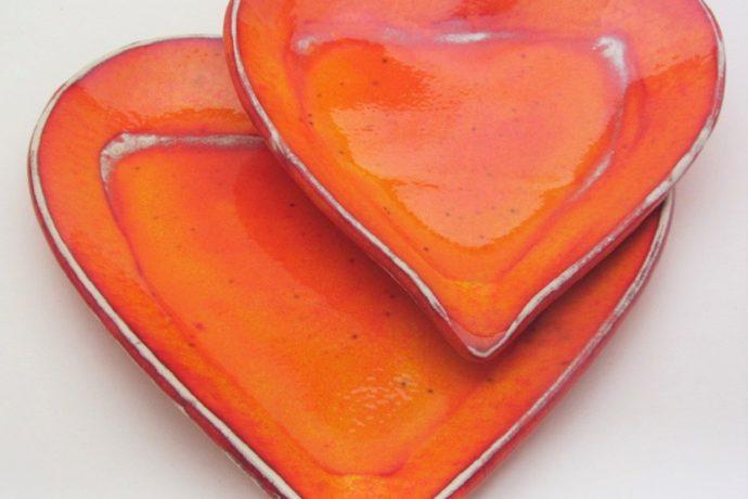 Saskia Lauth: Plats en forme de cœur de la série «Flammes»