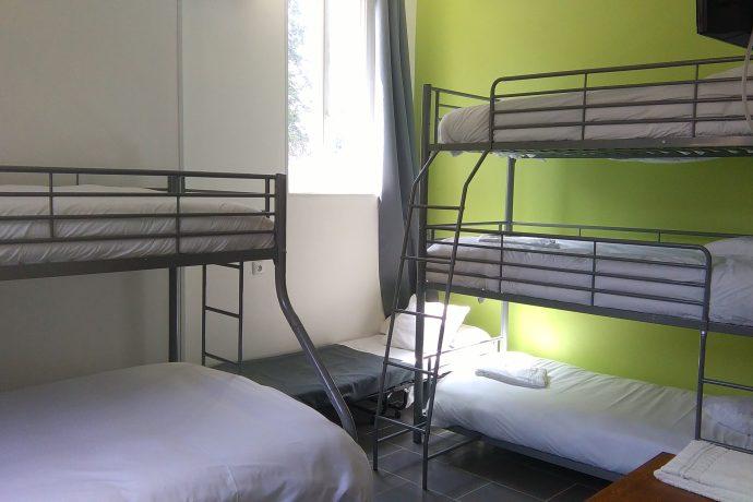 dortoir idéal pour groupe, cycliste ou famille