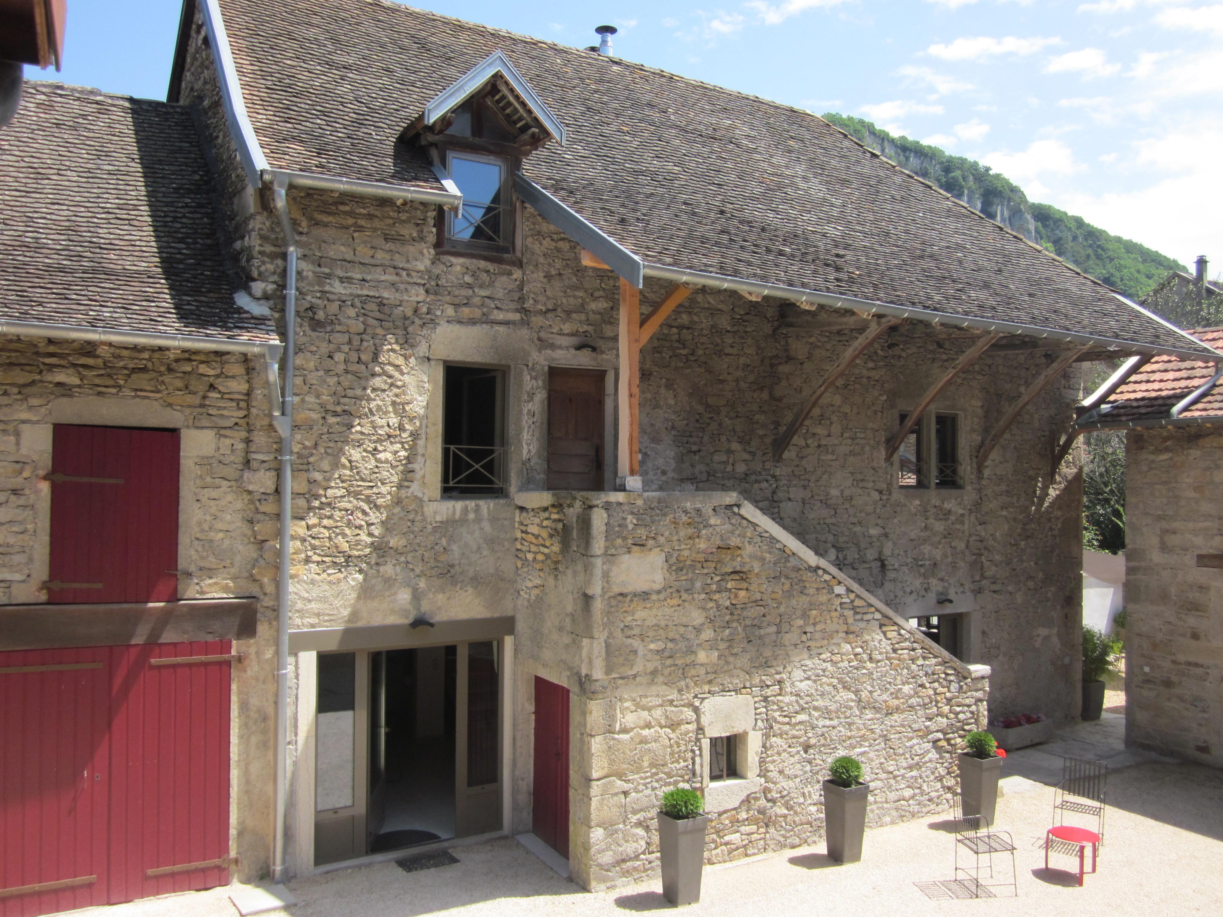 La maison des grains