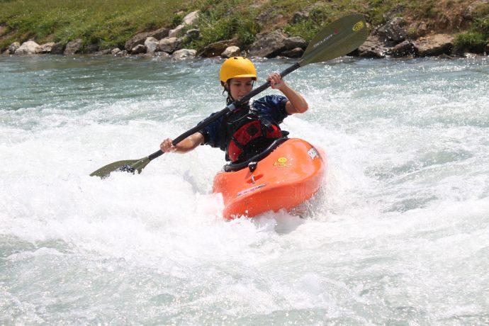 Découverte du Kayak- Espace Eau Vive