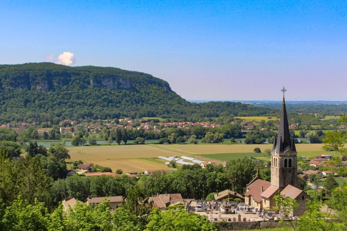 Saint Sorlin en Bugey