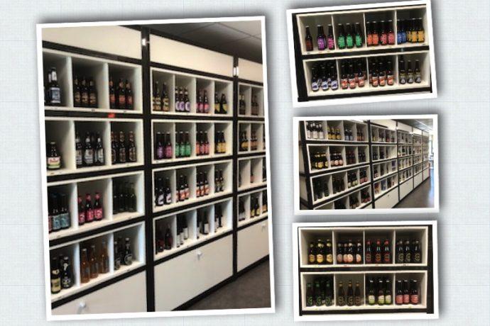 cave et bar à bière Sans Pression