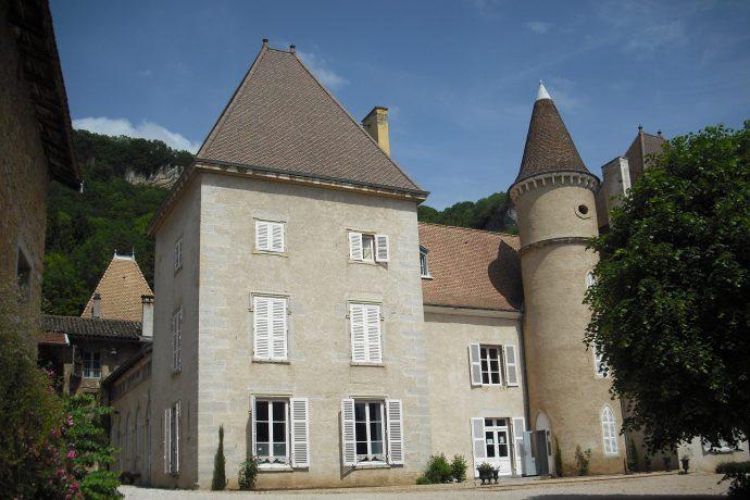 Château de Saint Sorlin