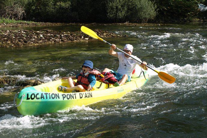 Esquimaude canoe 13