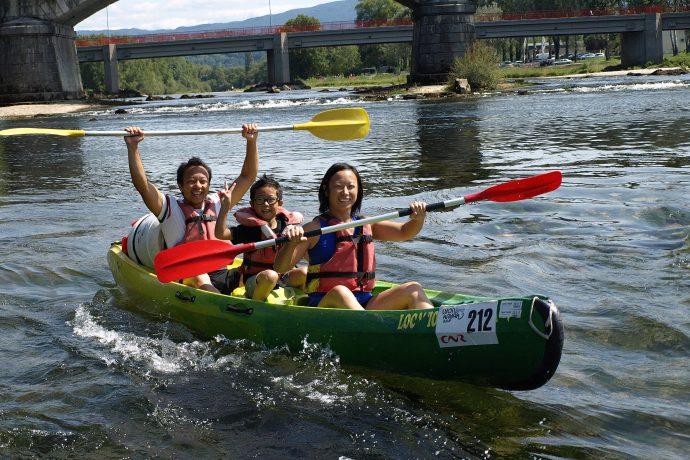 Esquimaude canoe 12