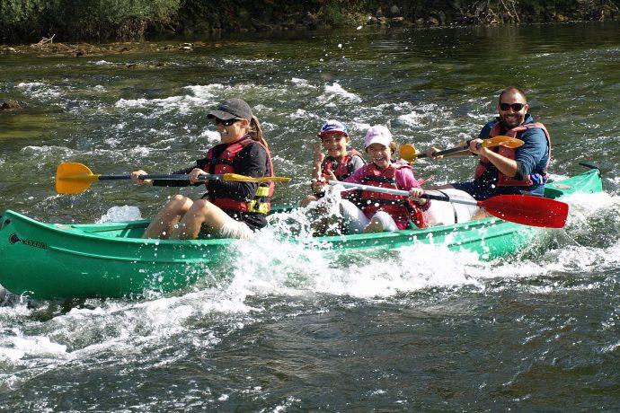 Esquimaude canoe 14