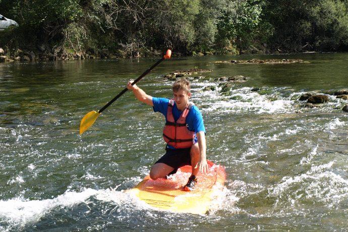 Esquimaude canoe 15