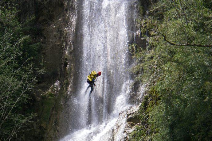 Canyon aventure