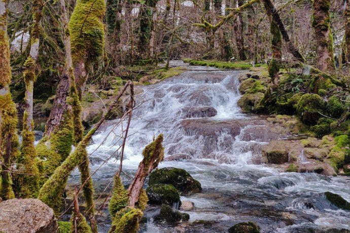 Rivière d'Albarine