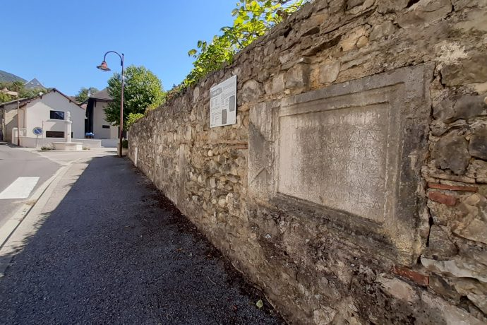 Sentier patrimonial Briord