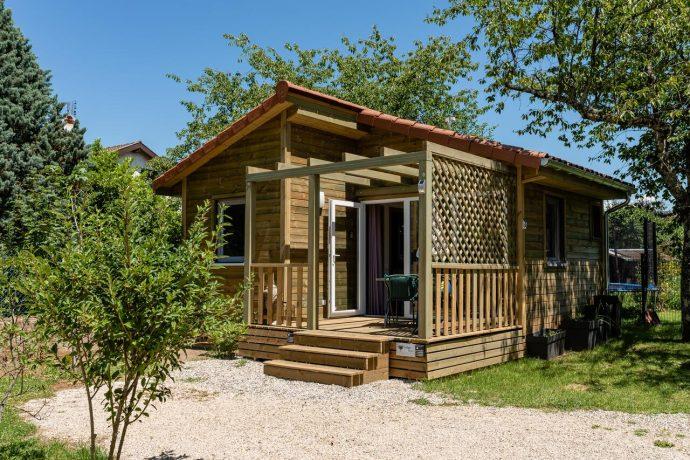 Mini home du Bugey