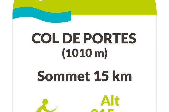 Col de Portes depuis Saint Rambert en Bugey